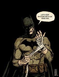 BA Batman