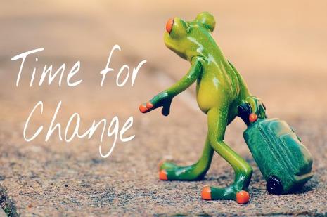 Change - Frog